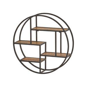 Wandrek-rond-metaal-met-hout-BSC.DC.0009